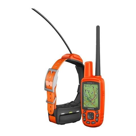 Ошейник для собак Garmin Alpha 50/T5 с GPS/ГЛОНАСС-приемником и LED-индикатором (010-01635-F1)