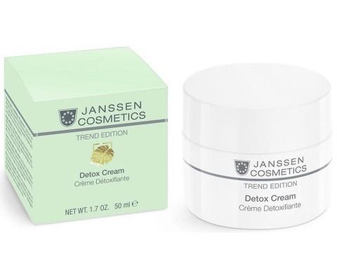 JANSSEN COSMETICS Антиоксидантный детокс-крем | Skin Detox Cream