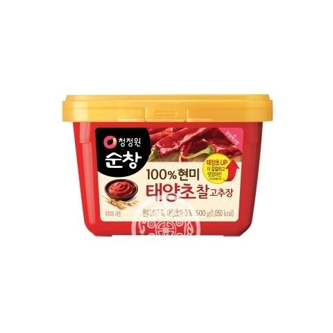 Перцовая паста Кочуджан Daesang 500г Корея