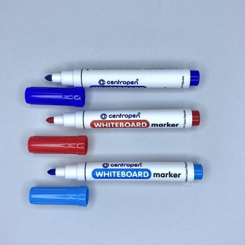 Маркер для доски Centropen WhiteBoard 2,5 мм цветной