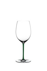 Бокал Riedel Cabernet/Merlot с зеленой ножкой, 625 мл, фото 1