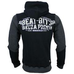 Худи черная Yakuza Premium 3121-3