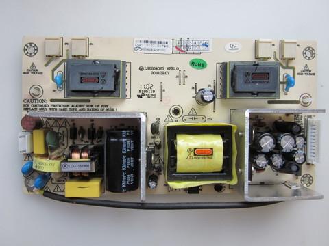 LS2204025 VER1.0 БП+инвертор