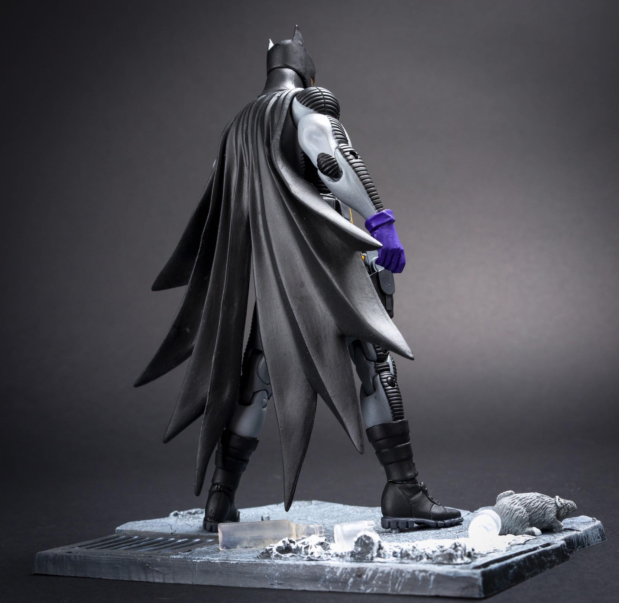 DC Comics Designer Series 03 By Greg Capullo — Zero Year Batman