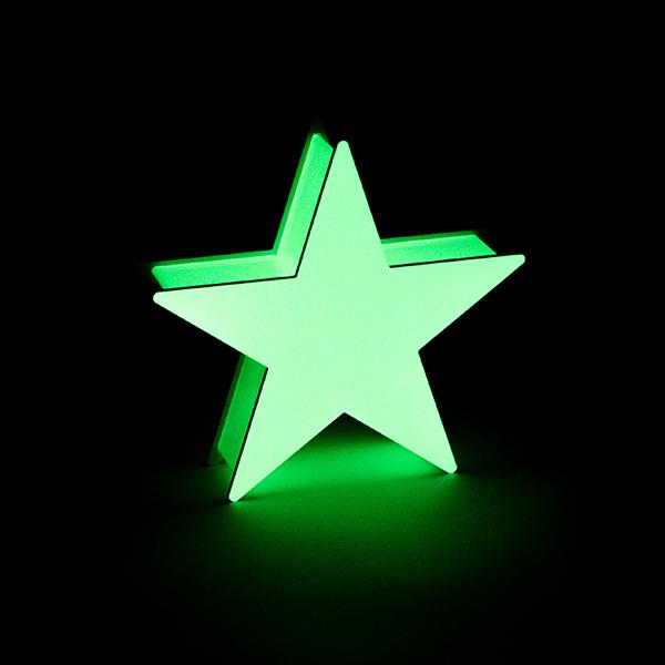 "Рисуй светом 897R Ночник ILUMIKA ""Звезда"" набор для творчества"