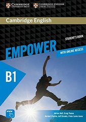 Cambridge English Empower Pre-Intermediate Student's Book with Online Assessment and Practice, an...