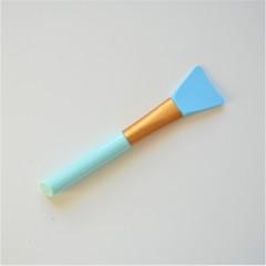 Кисть силиконовая широкая, 3см (цвет в ассортименте)