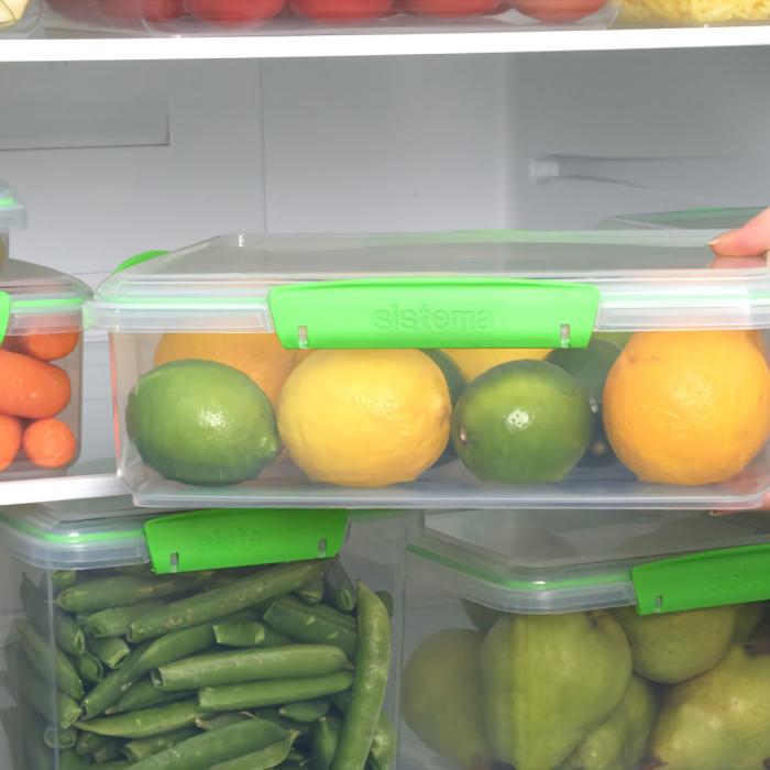 """Контейнер пищевой Sistema """"Fresh"""" 3,5 л"""