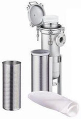 Фильтр BFH-1 (20 м³/ч) мешочного типа