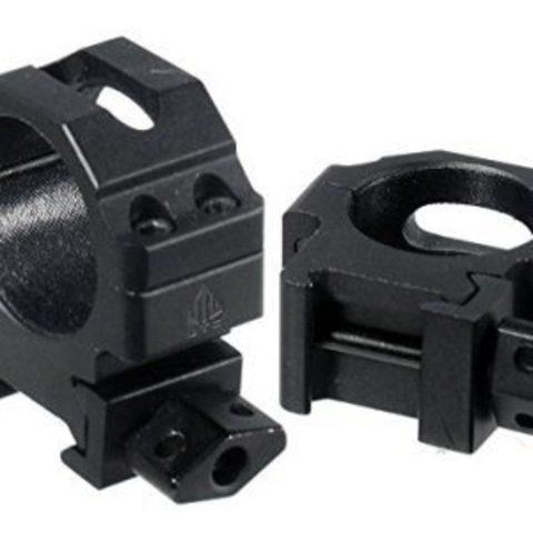 Кольца UTG Leapers на Weaver, низкие, 30 мм [RG2W3104]