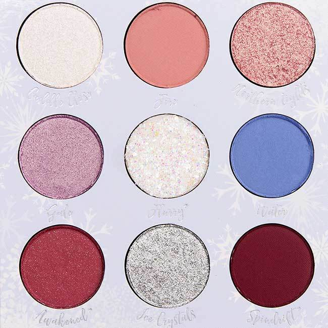 ColourPop Elsa palette