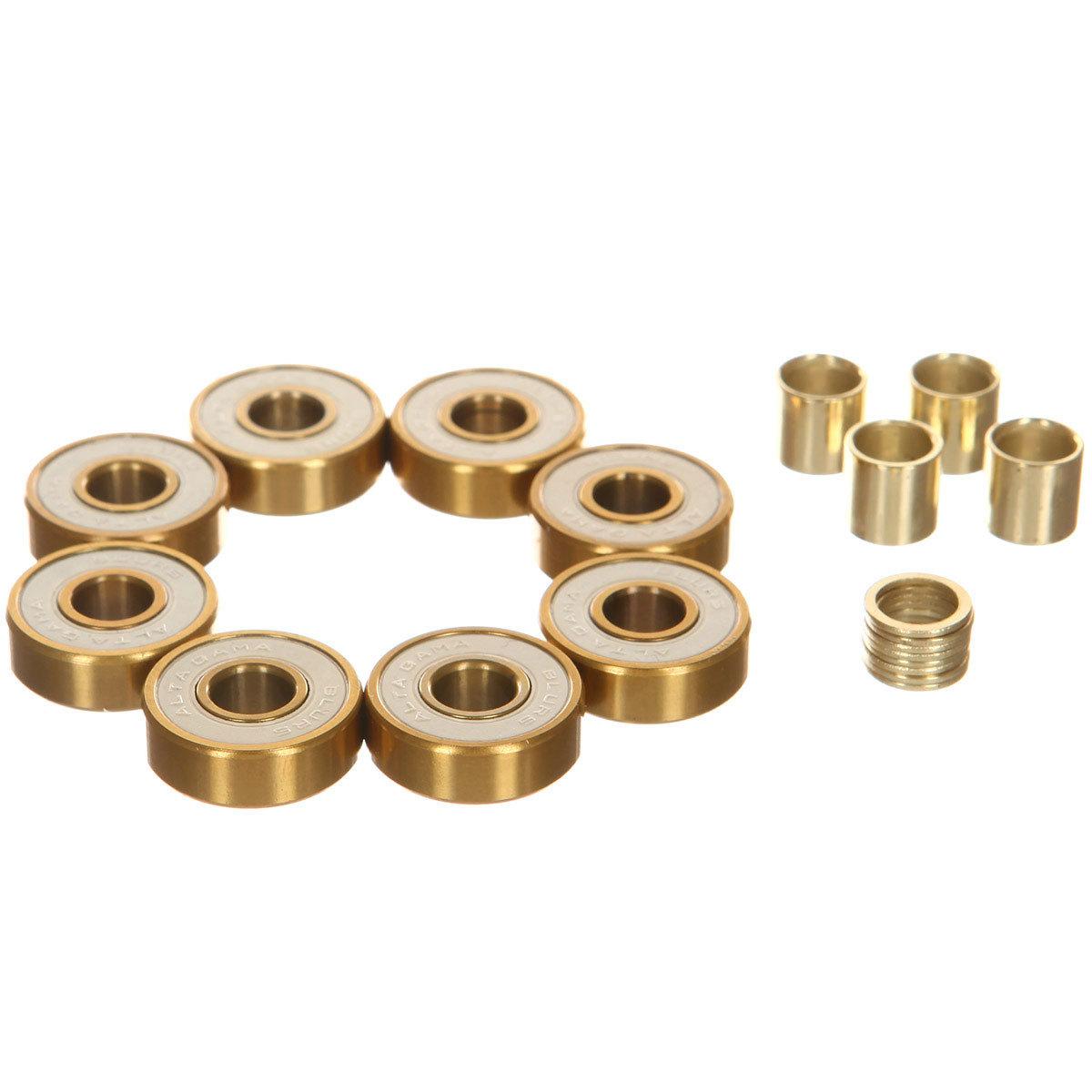 Подшипники для скейта BLURS Titanium Gold