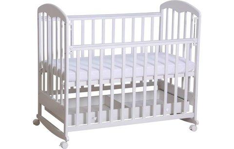 Кровать детская Фея 325 белый