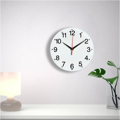 Настенные часы Ideal 935 белые
