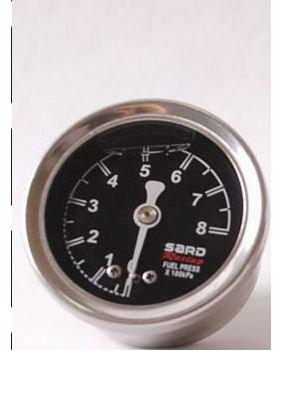 Манометр SARD 52mm Fuel Pressure Gauge Fuel manometer