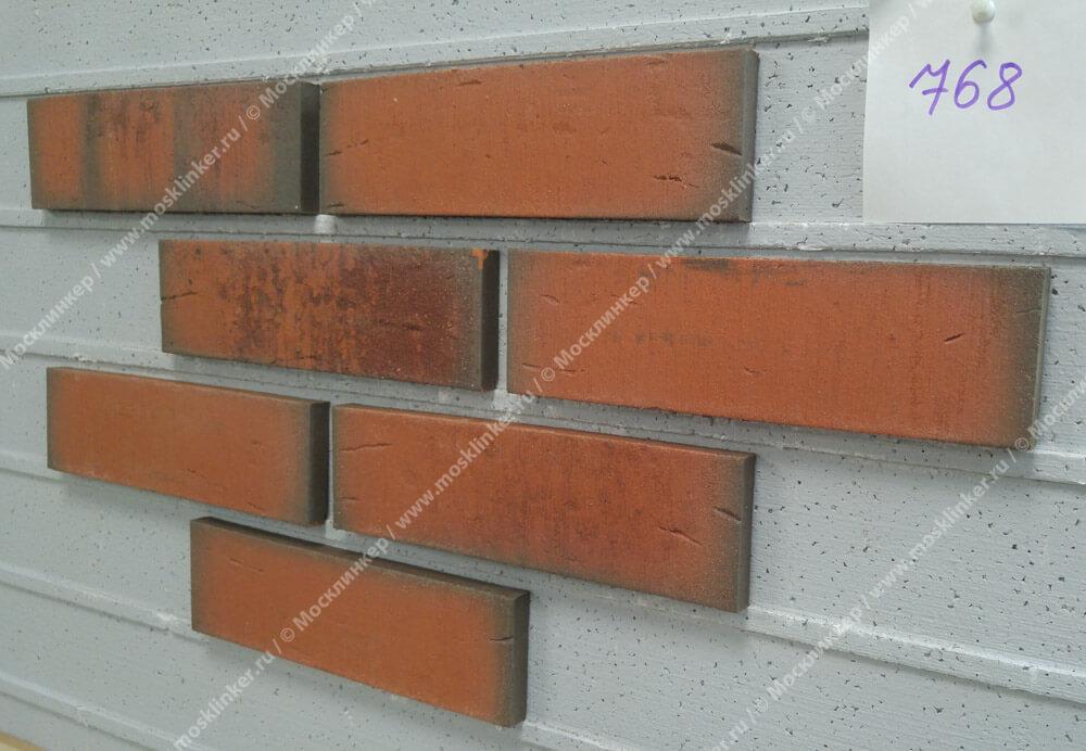 Feldhaus Klinker - R768NF14, Vascu Terreno Venito, 240x14x71 - Клинкерная плитка для фасада и внутренней отделки