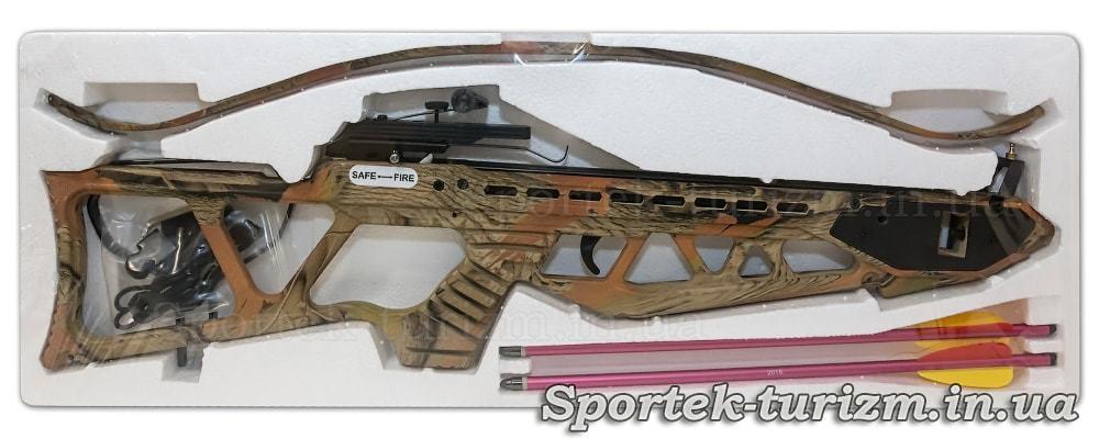Упаковка винтовочного арбалета Man Kung MK-120АС