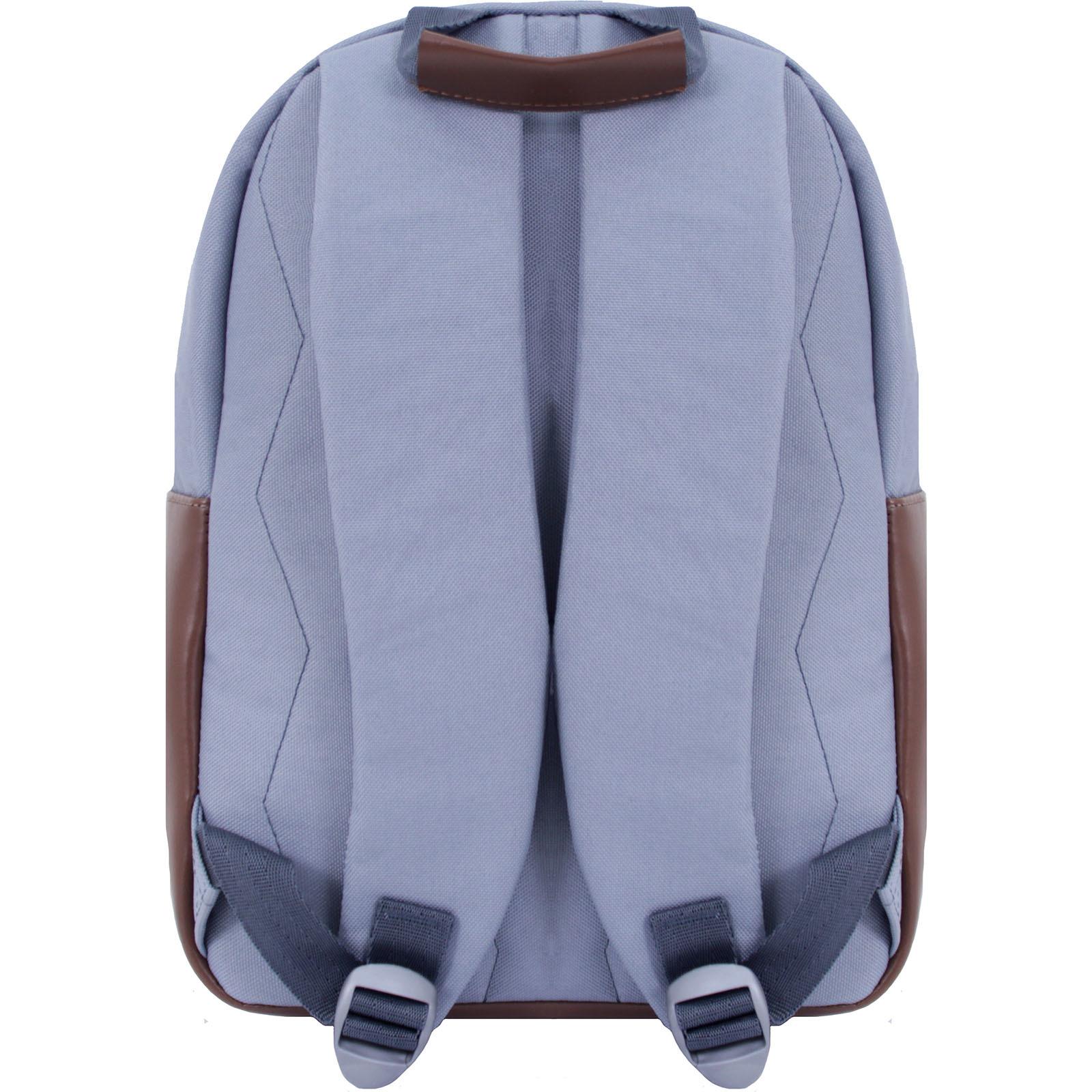 Рюкзак Bagland Frost 13 л. серый (00540663) фото 3