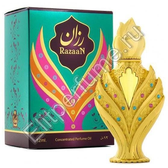 Razaan  Разаан 12 мл арабские масляные духи от Афнан Парфюм Afnan Perfumes