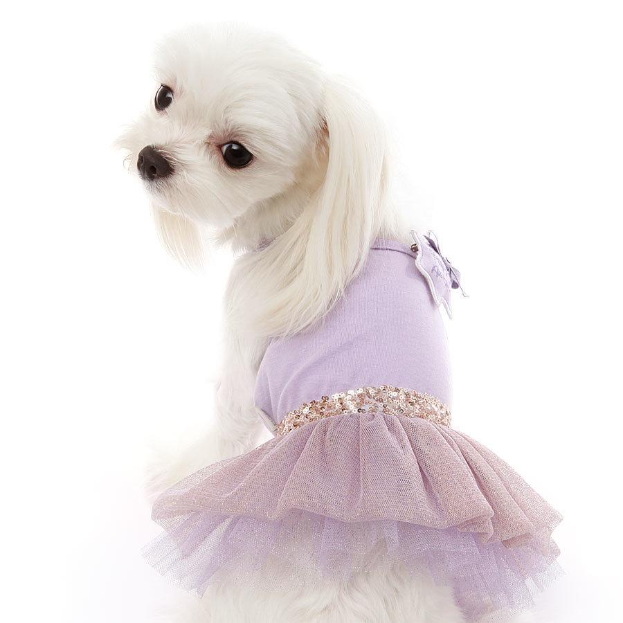 платье для собак мальтезе
