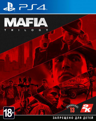 Mafia: Trilogy (PS4, русские субтитры + доп. загрузка рус. озвучки)