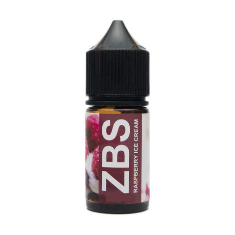 Жидкость ZBS Salt 30 мл Raspberry Ice Cream