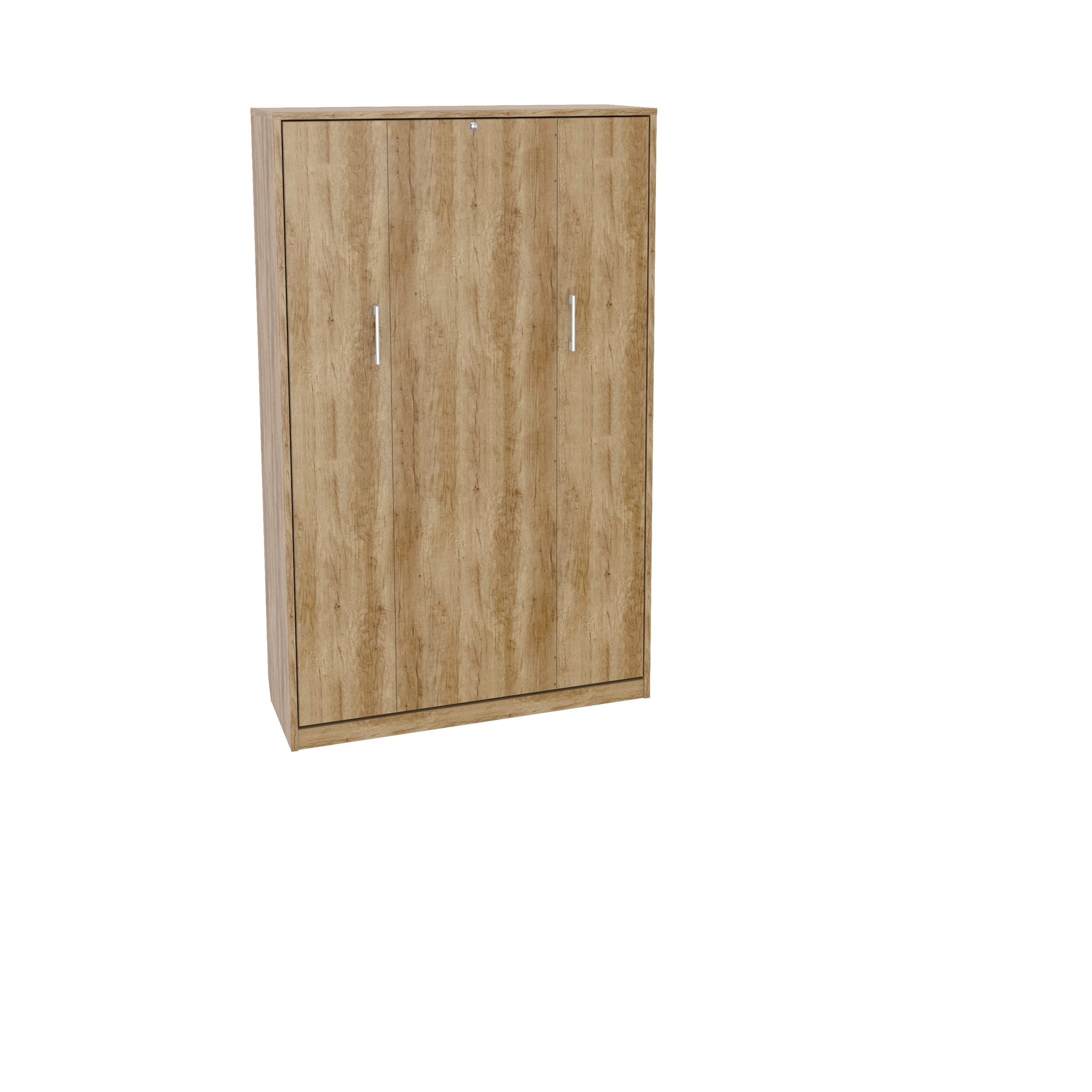 Шкаф-кровать вертикальная полутороспальная 120 см
