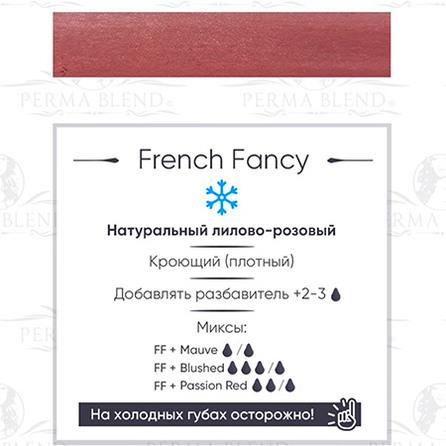 """Пигмент для татуажа губ """"French Fancy"""" от Permablend"""