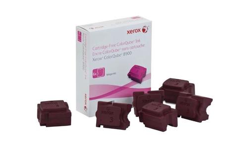 Оригинальный набор картриджей (твердые чернила) Xerox 108R01023 , пурпурные 6 шт.