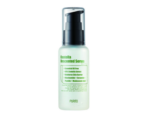 PURITO Сыворотка с центеллой PURITO Centella Unscented Serum 60ml