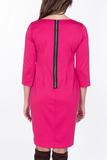 Платье для беременных 09083 розовый