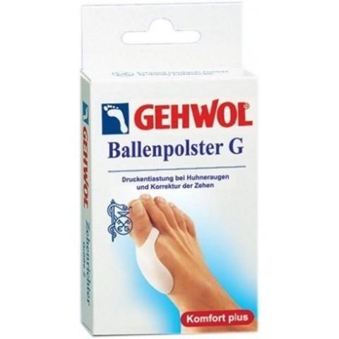 Gehwol (Геволь) - Супинаторы Гель-полимер: Накладка на большой палец G, 1шт.