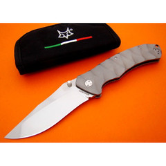 Нож FOX knives OLC-0112/2TI BRAVADO