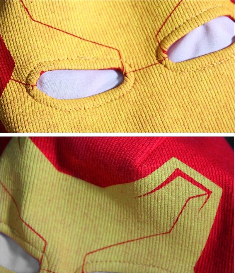 Маска тканевая Железный Человек — Iron man Mask