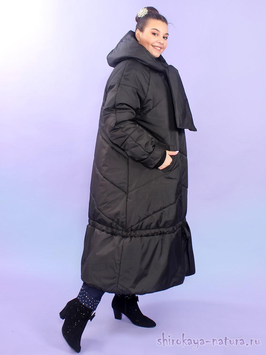 Утепленное пальто Барбарелла