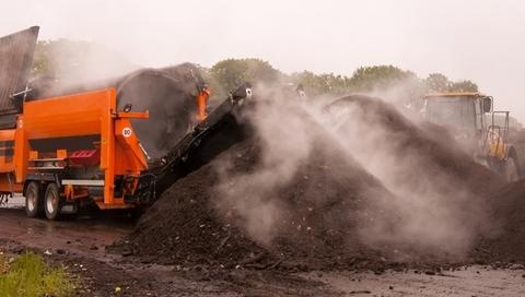 ОВОС.Комплекс по переработке и размещению остатков сортировки мусоросортировочного комплекса