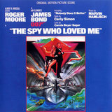 Soundtrack / Marvin Hamlisch: The Spy Who Loved Me (LP)
