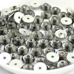 Купить оптом пришивные стразы с одним отверстием Black Diamond дешево