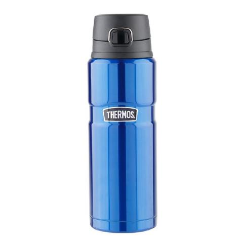 Термокружка Thermos King SK4000 (0,71 литра), синяя
