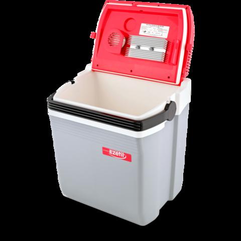 Термоэлектрический автохолодильник Ezetil E 28 (12V, 28л)