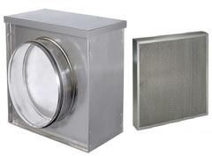 Жироулавливающий кассетный фильтр ФЖК 400