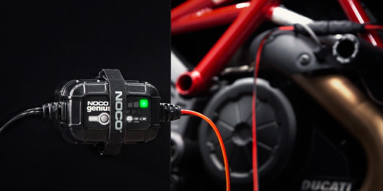 Зарядное устройство NOCO Genius2