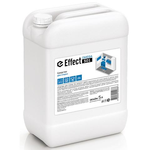 Жидкое средство для стирки цветного белья Effect Omega 501 5 л