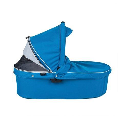 Люлька Valco baby Q Bassinet для Trimod X, Snap 4 Ultra, Quad X / Ocean Blue