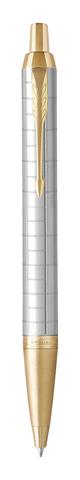 2143643 Parker IM Premium K318 Pearl GT M шариковая ручка