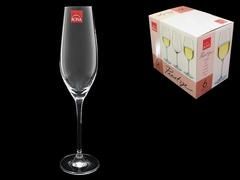 Набор из 6 бокалов для шампанского «Престиж», фото 1