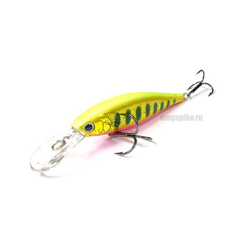 Воблер Lucky Craft Pointer 78DD-860 Yellow Pink Red Rainbow