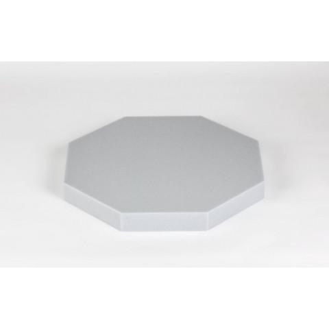 Октагон ECHOTON FIREPROOF 50x50x5cm   из материала  меламин серый