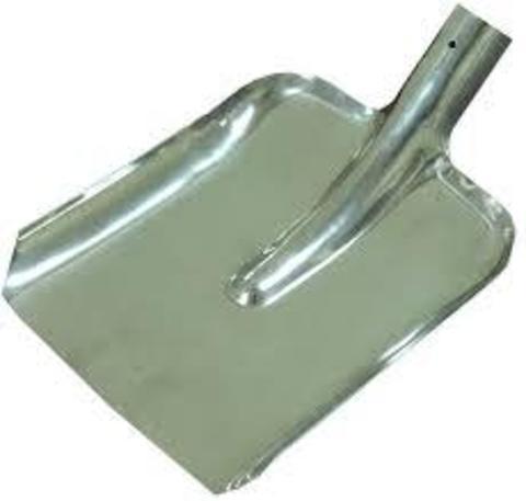 Лопата совковая нерж.1,5мм