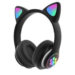 Qulaqcıq / Наушники / Headphones STN -28 Cat (black)